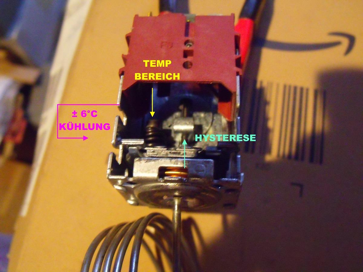 Bomann Kühlschrank Regler : Kühlschrank einstellen aeg sfe zc einbau kühlschrank nische