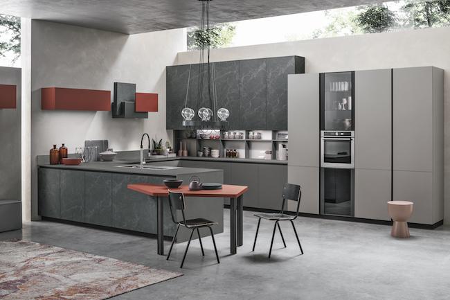 Cucina Stosa Nuova | Le Nuove Cucine, Stosa Interprete Delle ...