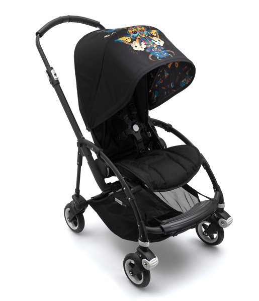 Kinderwagen Bugaboo Special Edition Bugaboo By Niark1 Der Kult Kinderwagen Im Monster Design