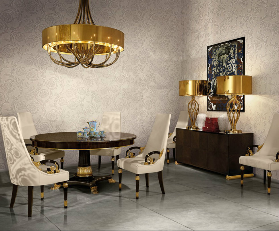 How To Decorate Your Milan Appartment With Versace Home Decor Milan Design Agenda
