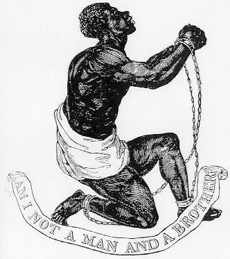 Medaglione ufficiale della Società Britannica contro lo Schiavismo, 1795