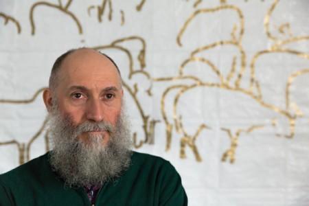 L'artista Stefano Arienti