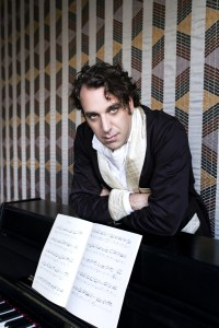 Il pianista canadese Chilly Gonzales ® 2015 Alexandre Isard
