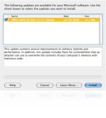 Microsoft Office 2004 11.5.2 Update