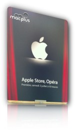 Apple Store, Opera [videopost]