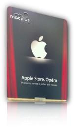 Apple Store, Opera [videopost]
