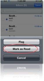 Πως να μαρκάρεις όλα τα email ως αναγνωσμένα στο iPhone, εύκολα