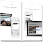 Skip, copy από το iPhone paste στο Mac