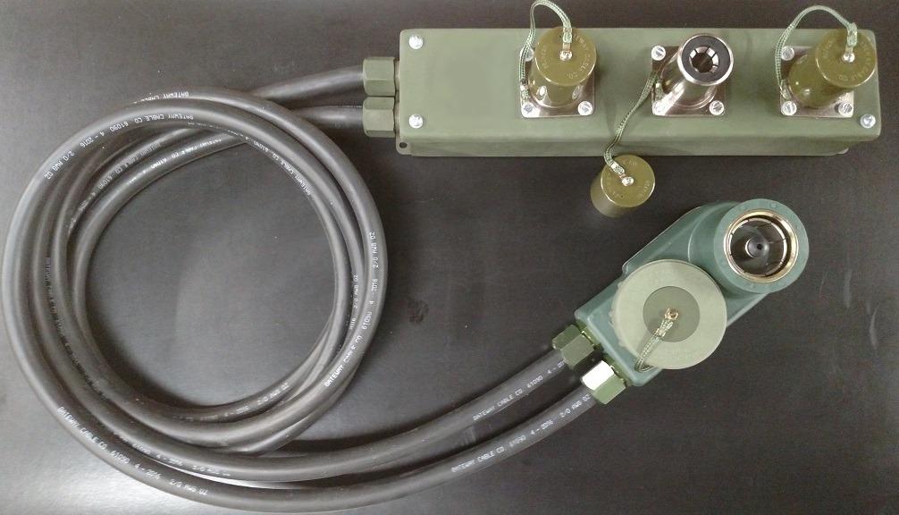 NATO Plugs, Receptacles, Slave Cables