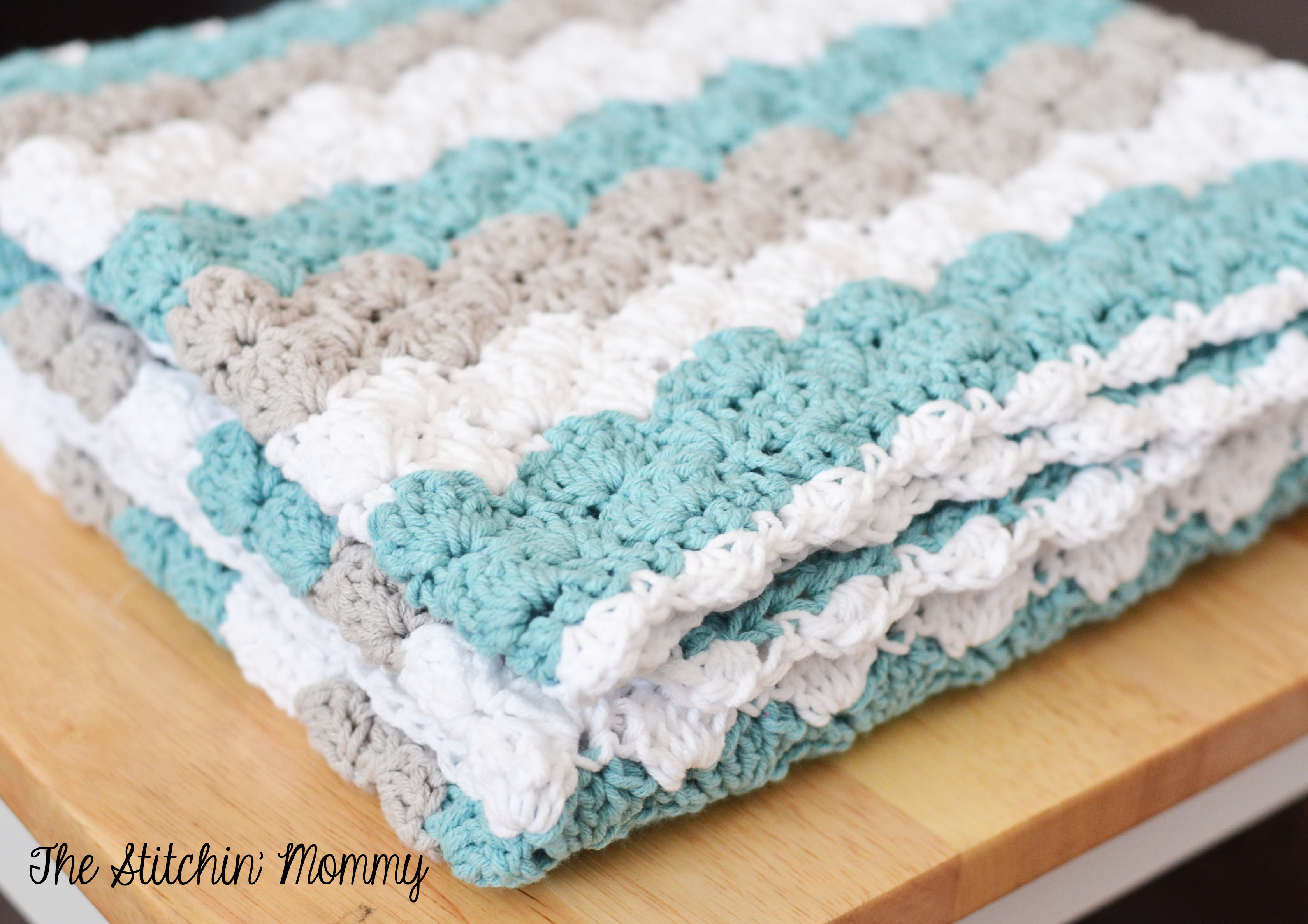 Baby Car Seat Blanket Free Pattern Awesome Crochet Baby Car Seat Blanket In Shell Stitch With