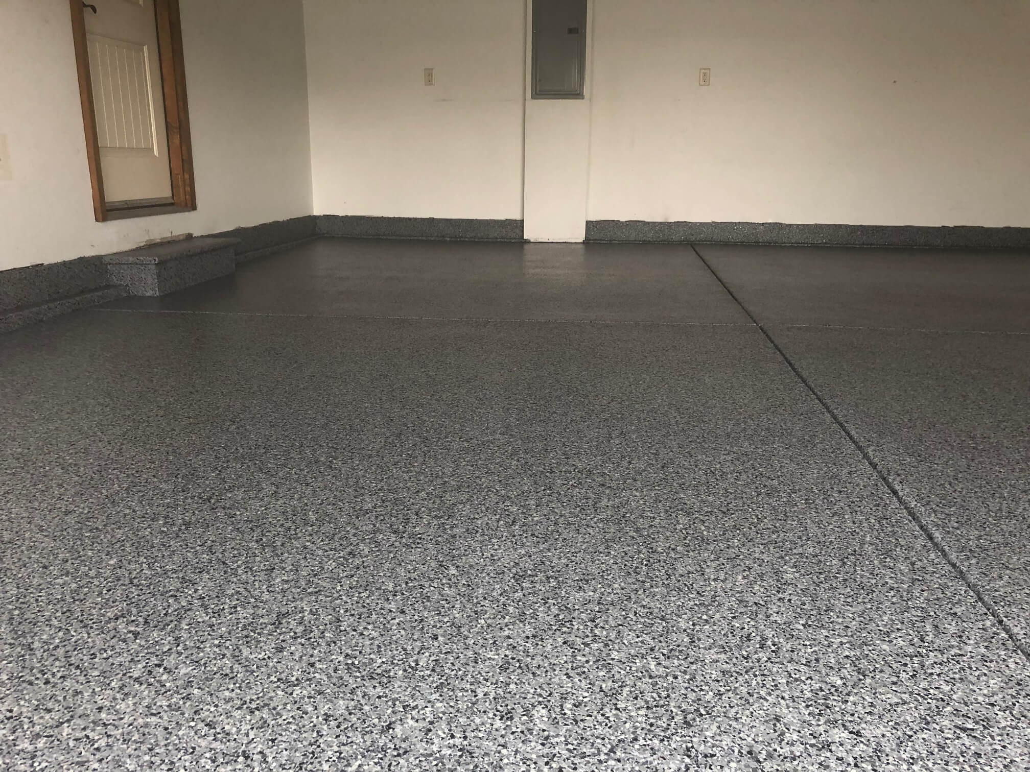 Garage Floor Epoxy Service Mile High Coatings The Best House Painting Epoxy Floors In