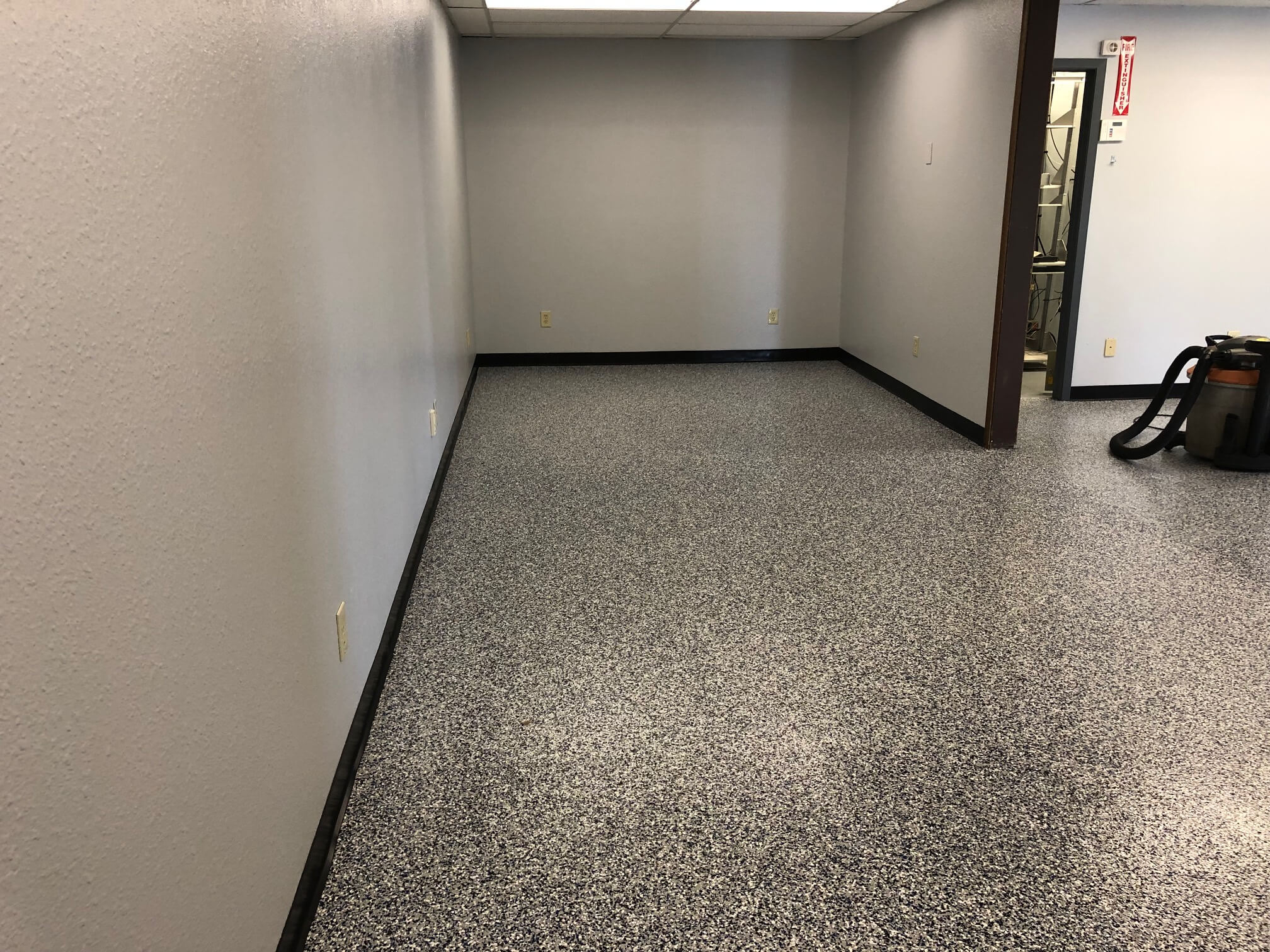 Garage Experts Epoxy Floor Mile High Coatings The Best House Painting Epoxy Floors In