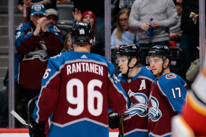 Colorado Avalanche forwards to watch at Training Camp