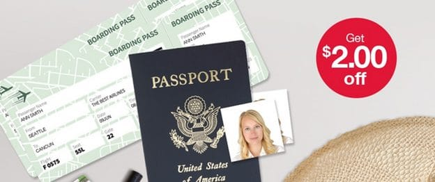 cvs passport photo cost