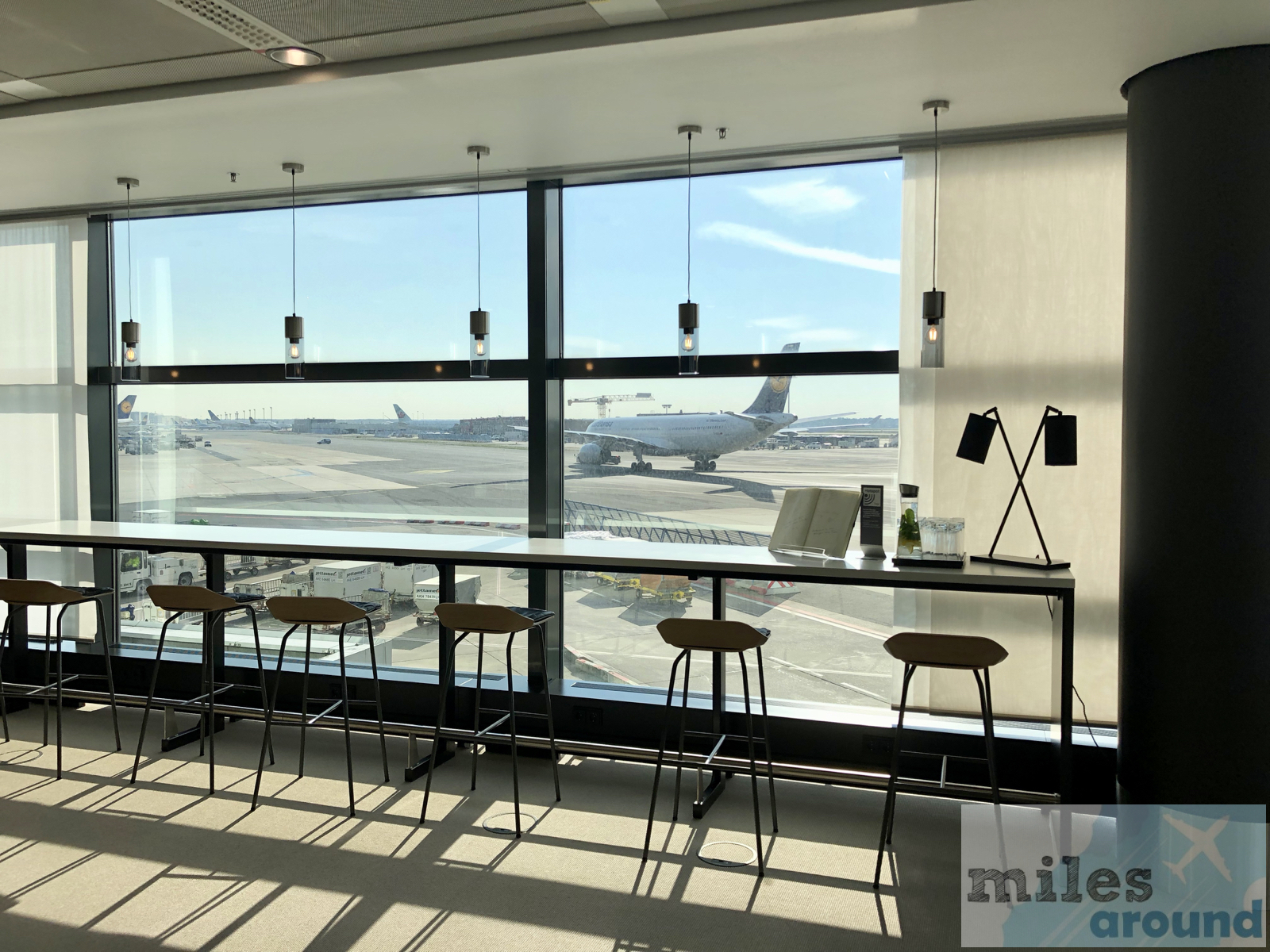 Salon De Jardin Scan Design Lounge Review Lufthansa Panorama Lounge Frankfurt