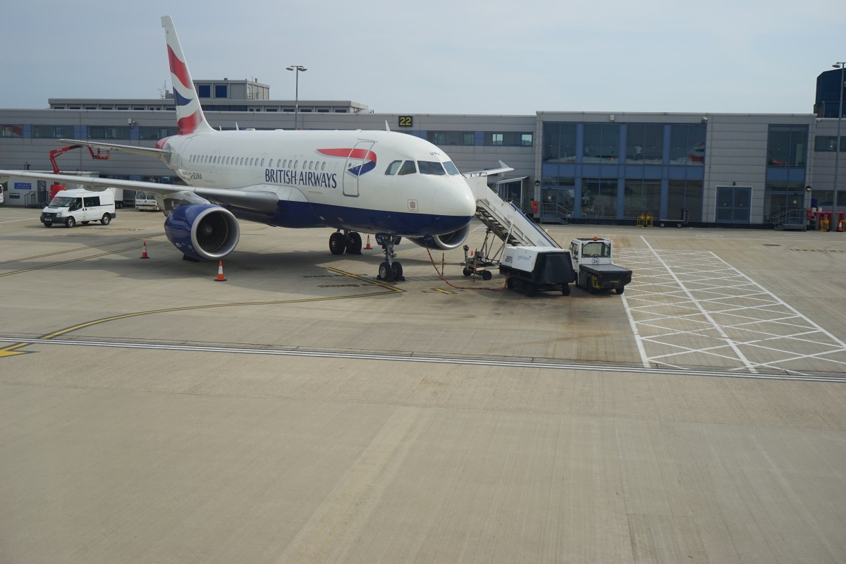 London City Airport to get second taxiway