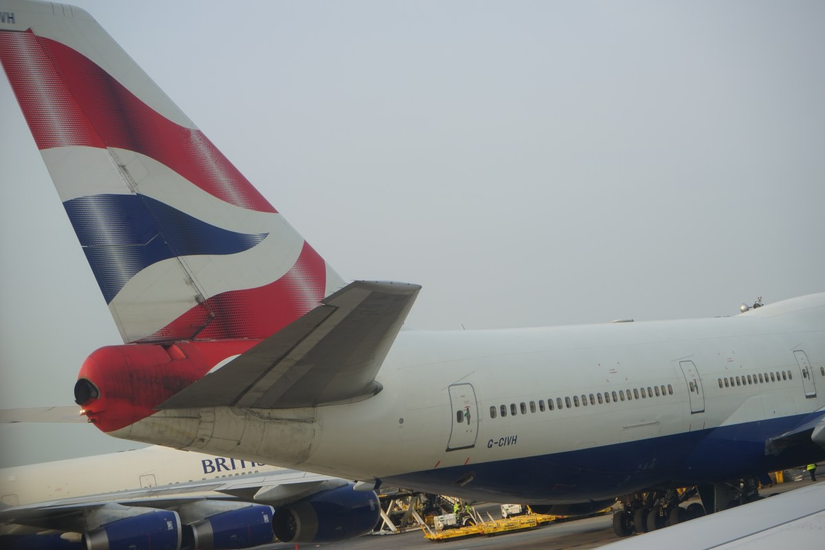 A word of caution when you use Avios to part-pay a ticket with BA