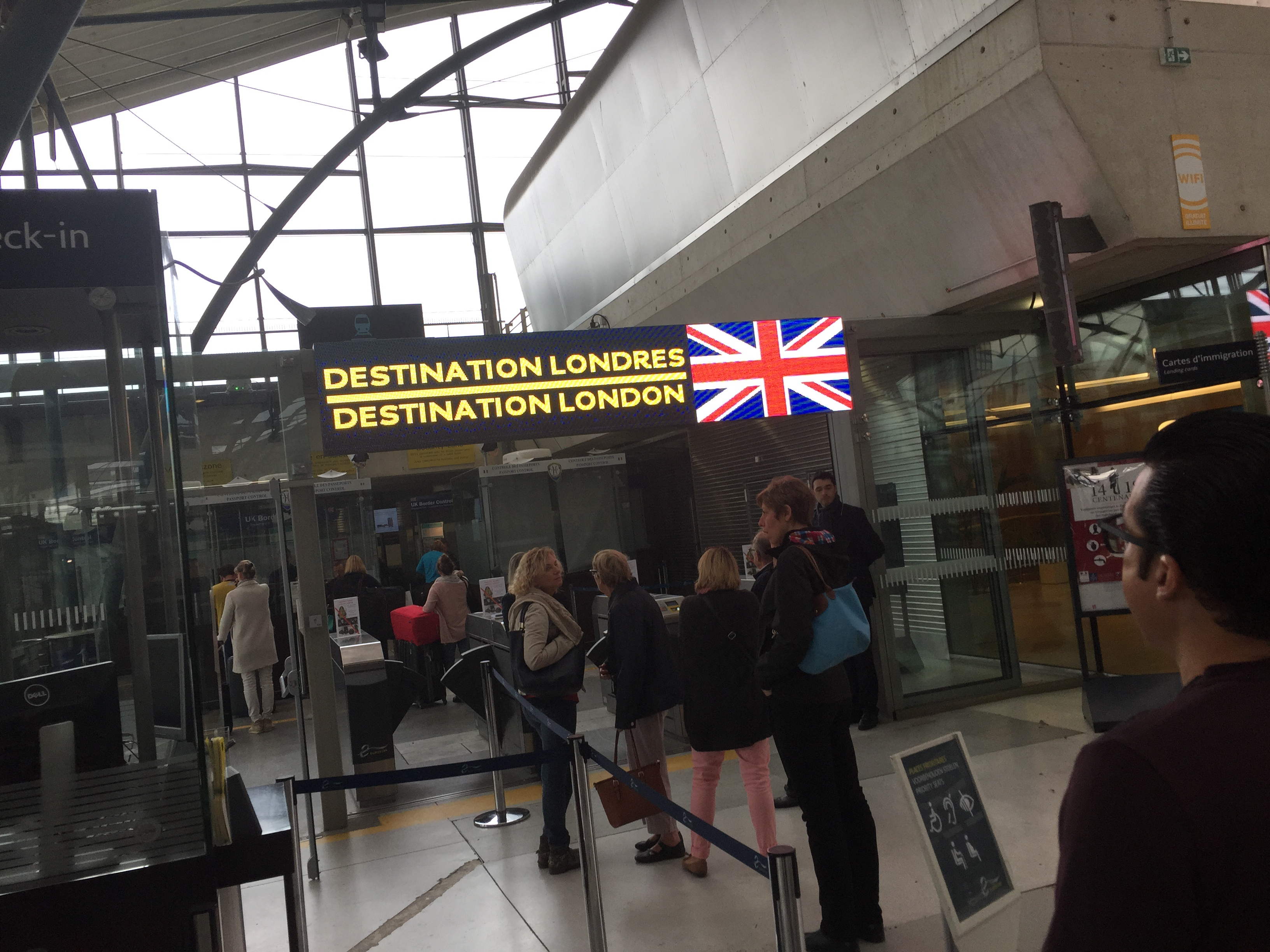 Paris Cdg To London By Sncf And Eurostar Miles From Blighty
