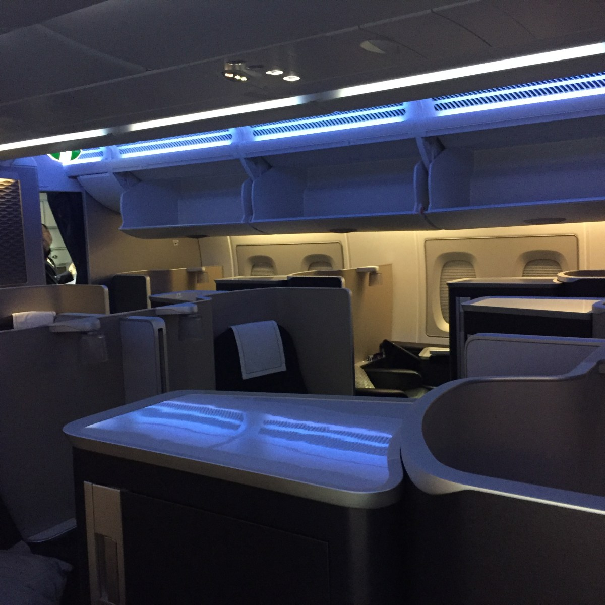 REVIEW: British Airways A380 Service to Miami - First Class