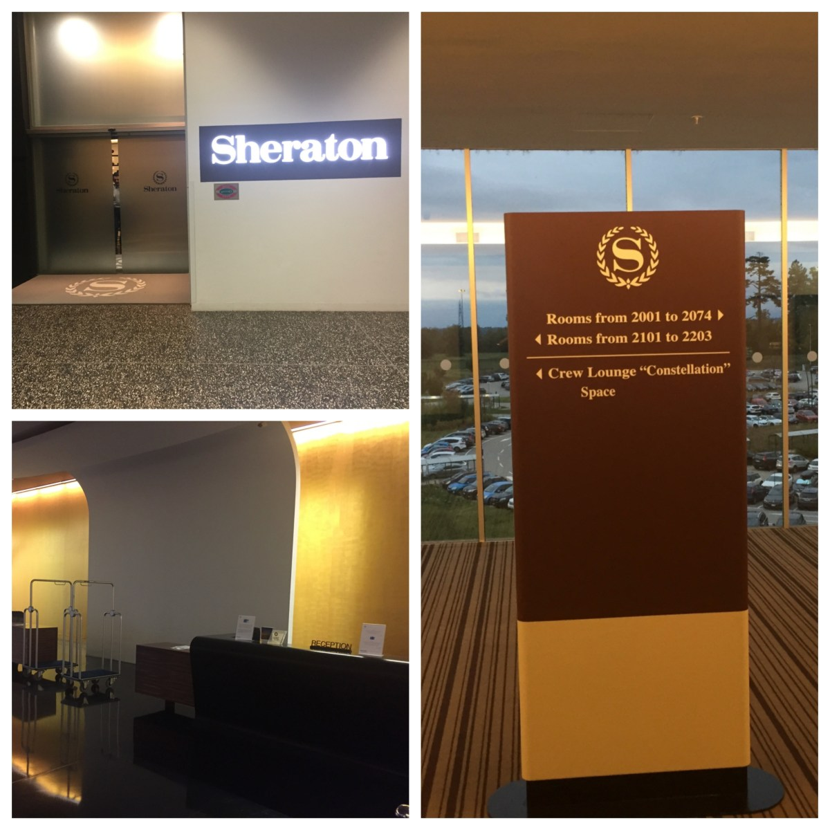 REVIEW: Sheraton, Milan Malpensa Airport
