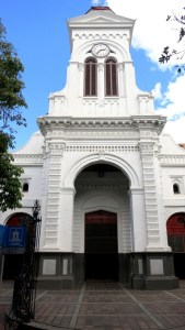Envigado Church.
