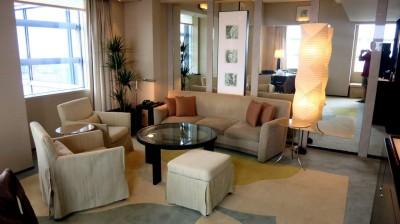 Park Hyatt Tokyo - Park View Suite Living Room