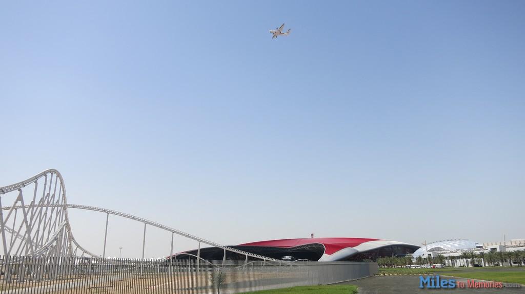 Formula Rossa At Ferrari World Abu Dhabi Is Fast Would