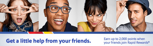 southwest refer a friend