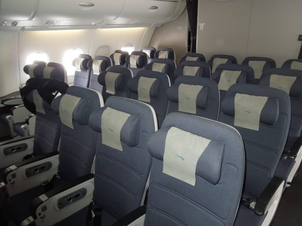 First Look At The British Airways A380 In First Class