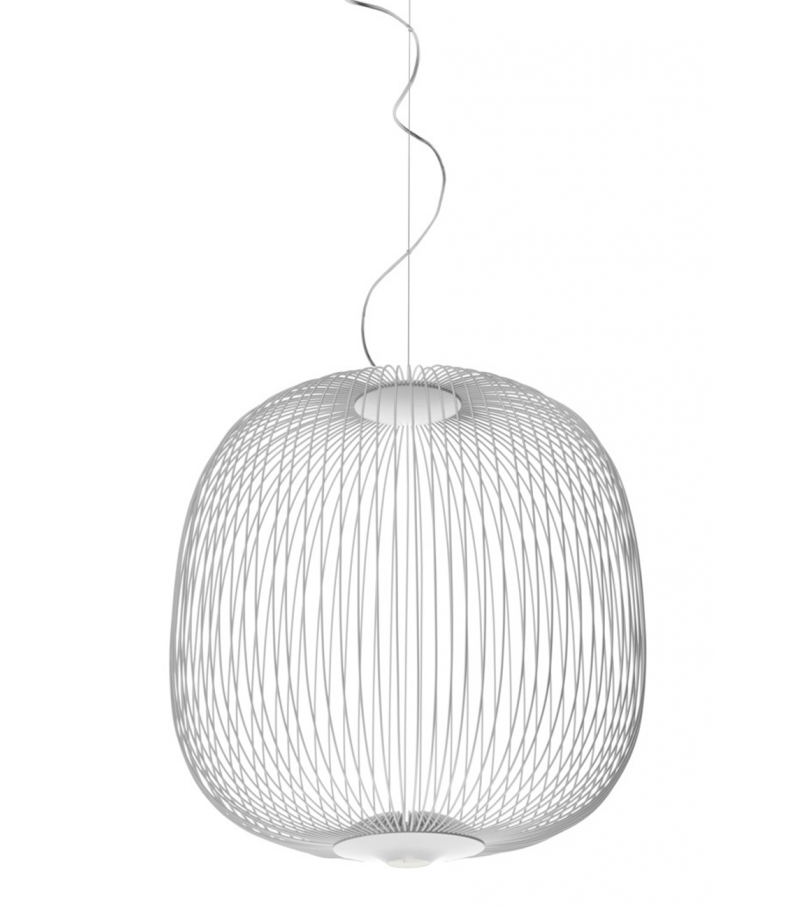 Lampe Led Dimmable Spokes 2 Foscarini Suspension Lamp - Milia Shop
