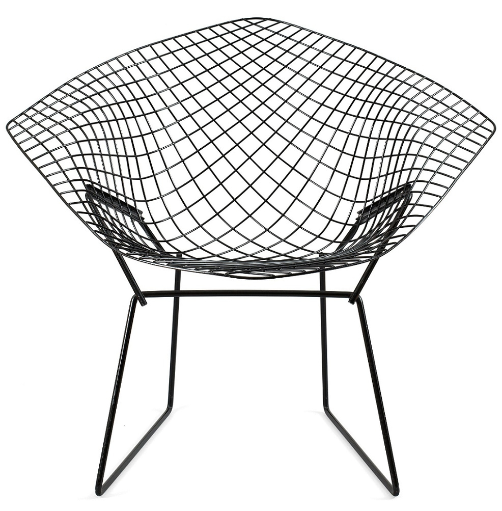Diamond Sessel Bertoia Diamond Chair Outdoor Sessel Knoll Milia Shop