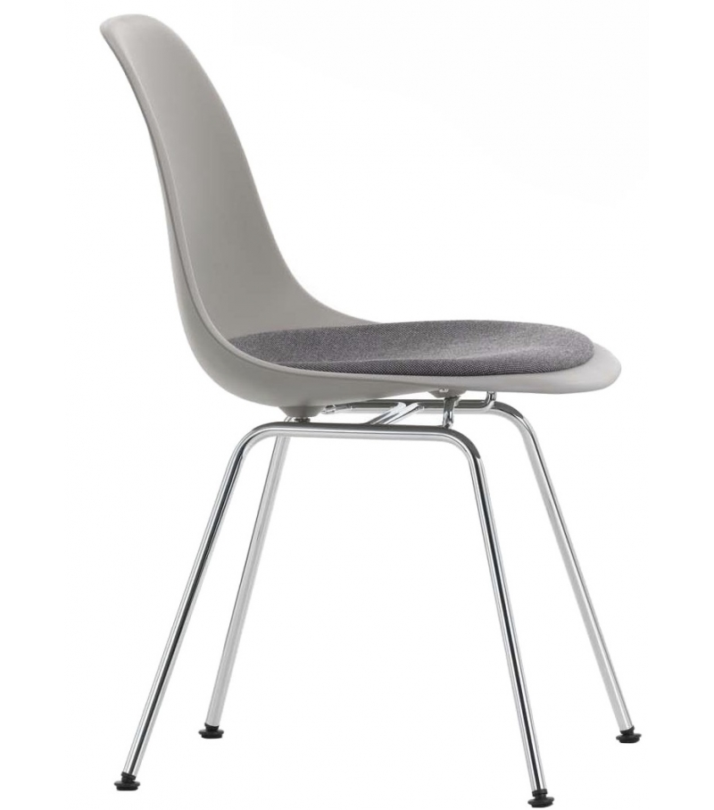 Eames Plastic Side Chair Dsx Stuhl Mit Kissen Vitra - Kissen Eames Chair