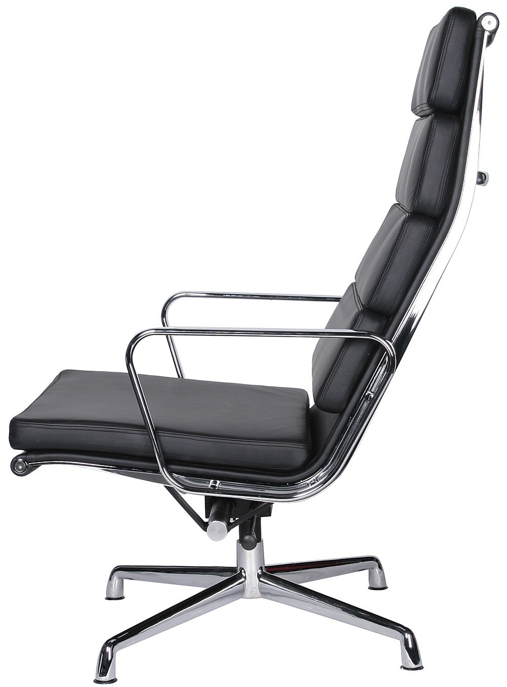 Vitra Sessel Soft Pad Chair Ea 222 Sessel Vitra