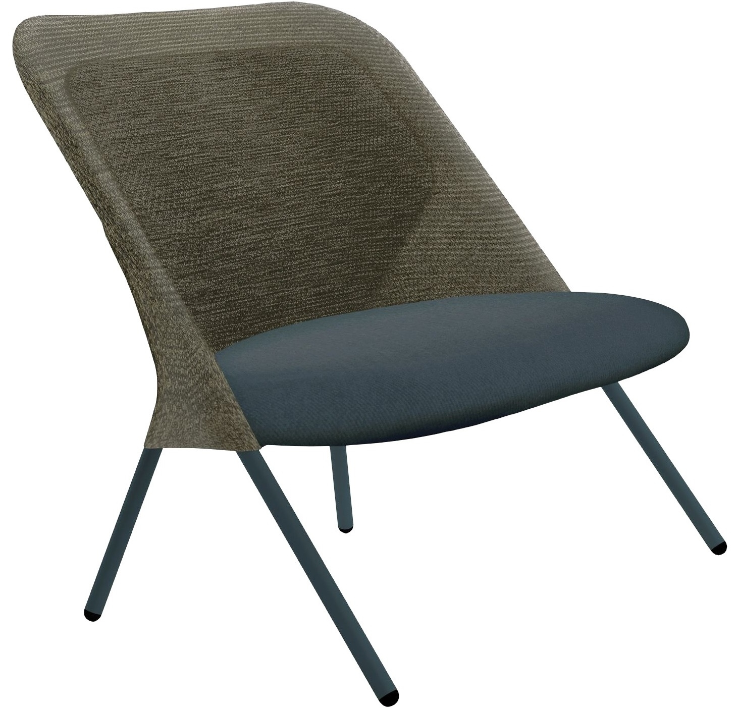 Chair Sessel Shift Lounge Chair Sessel Moooi