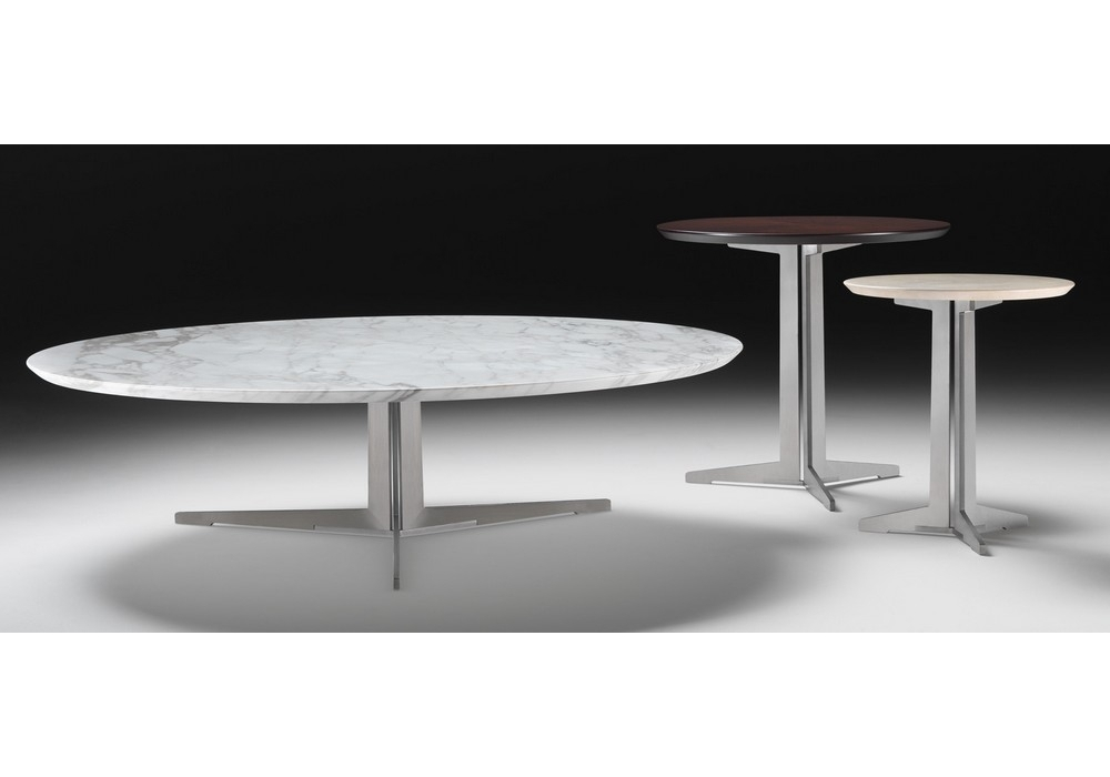 Table Basse Fly Fly Table Basse Ronde Flexform - Milia Shop