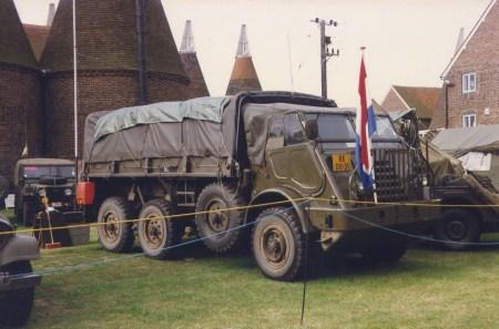 Soviet Artillery Tractor