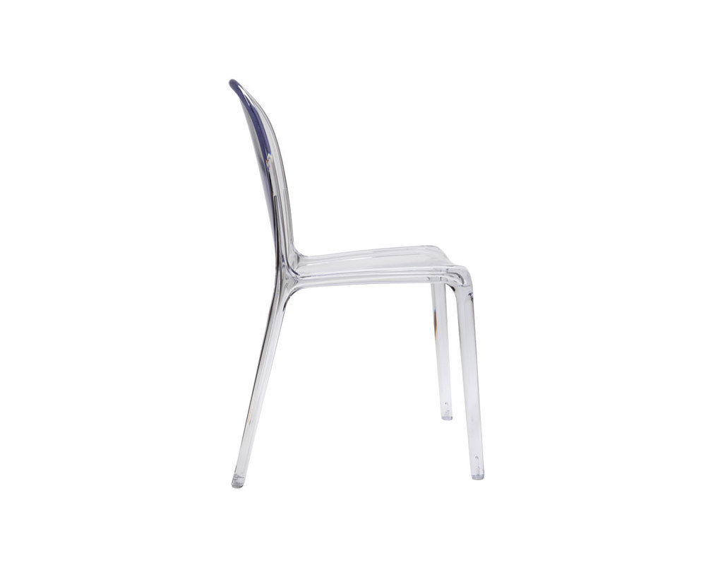 Chaises Transparentes Suisse Chaises Empilables Design Transparentes Lot De 2 Thalysse
