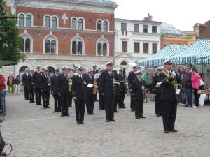 Ystads Frivillige Bergnings-Corps musikkår