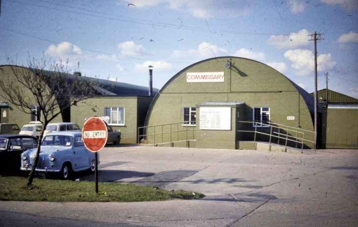 raf alconbury commissary