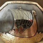 """Viking Ship"" by Brian Ferrand"