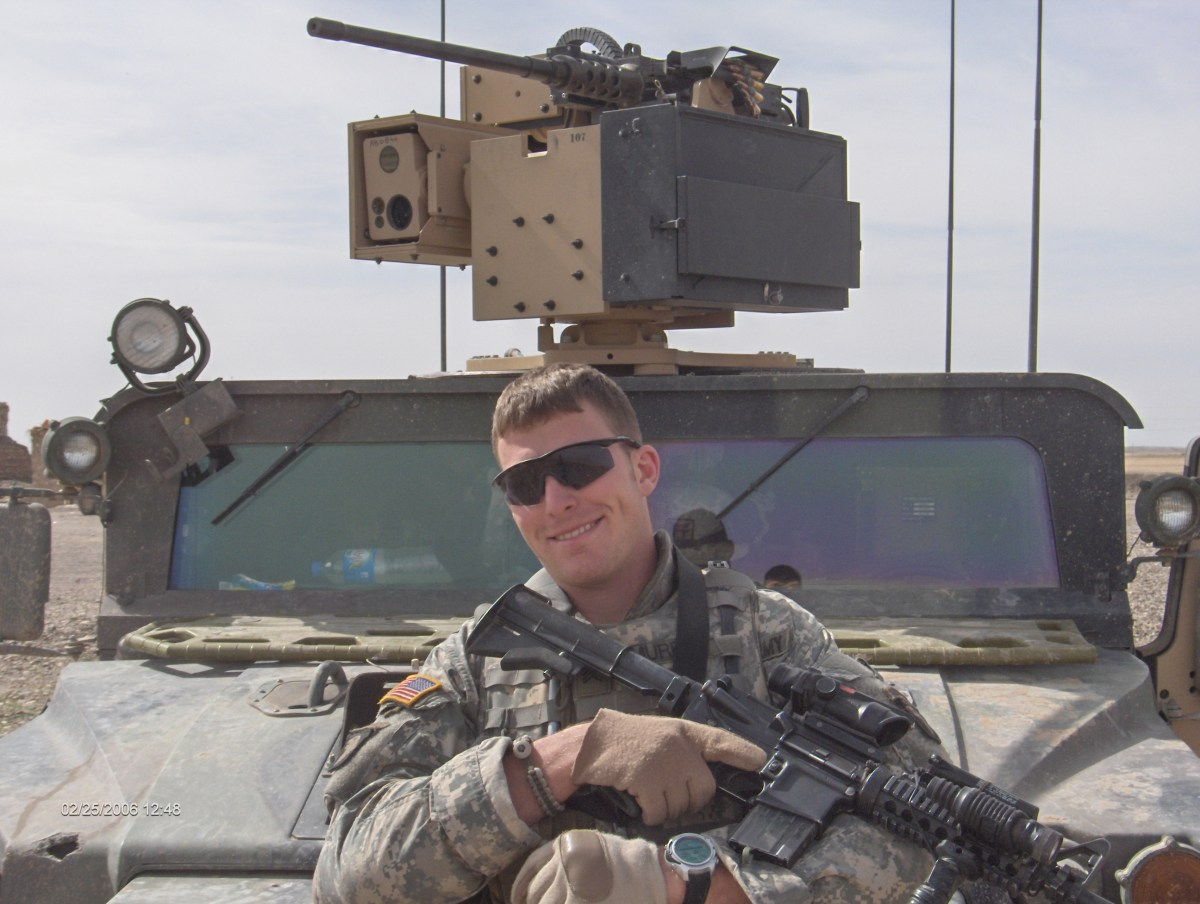Blasted by Adversity Military Experience