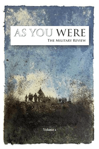 As You Were Cover