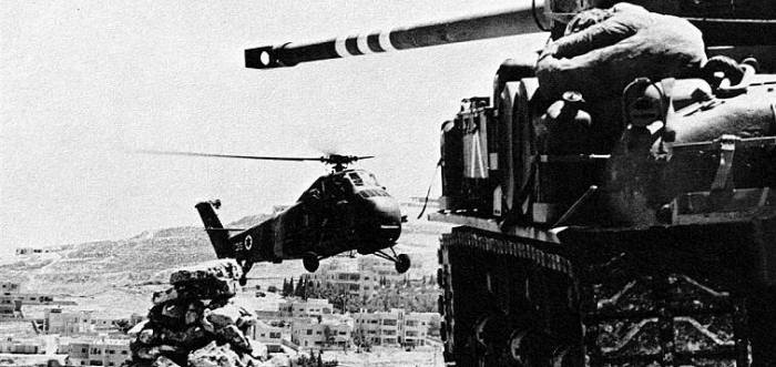 The Six Day War set the stage for decades of conflict between Israel and the Arab world. (Image source: WikiCommons)