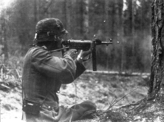 Six Rapid-Fire Facts About Germany's MP-38/40 Maschinenpistole