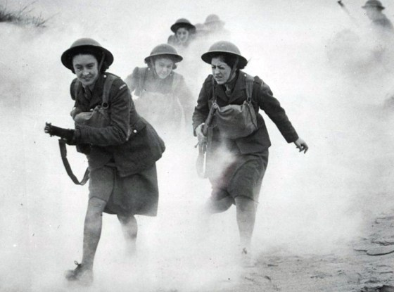 Sisters in Arms – History's Famous (and Lesser-Known) Female Fighting Units