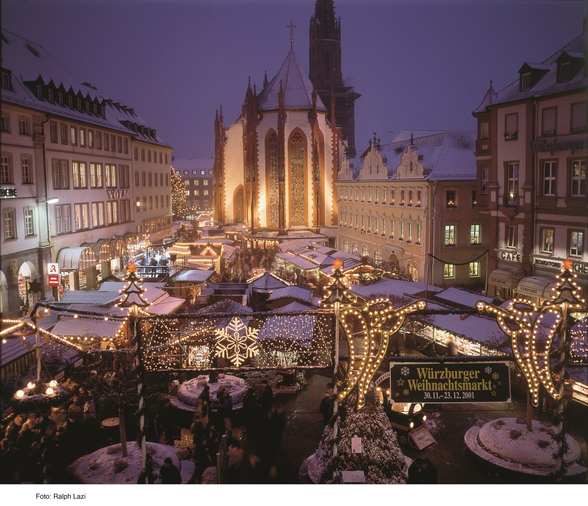 Wurzburg Germany Würzburg Christmas Market Travel Events And Culture Tips