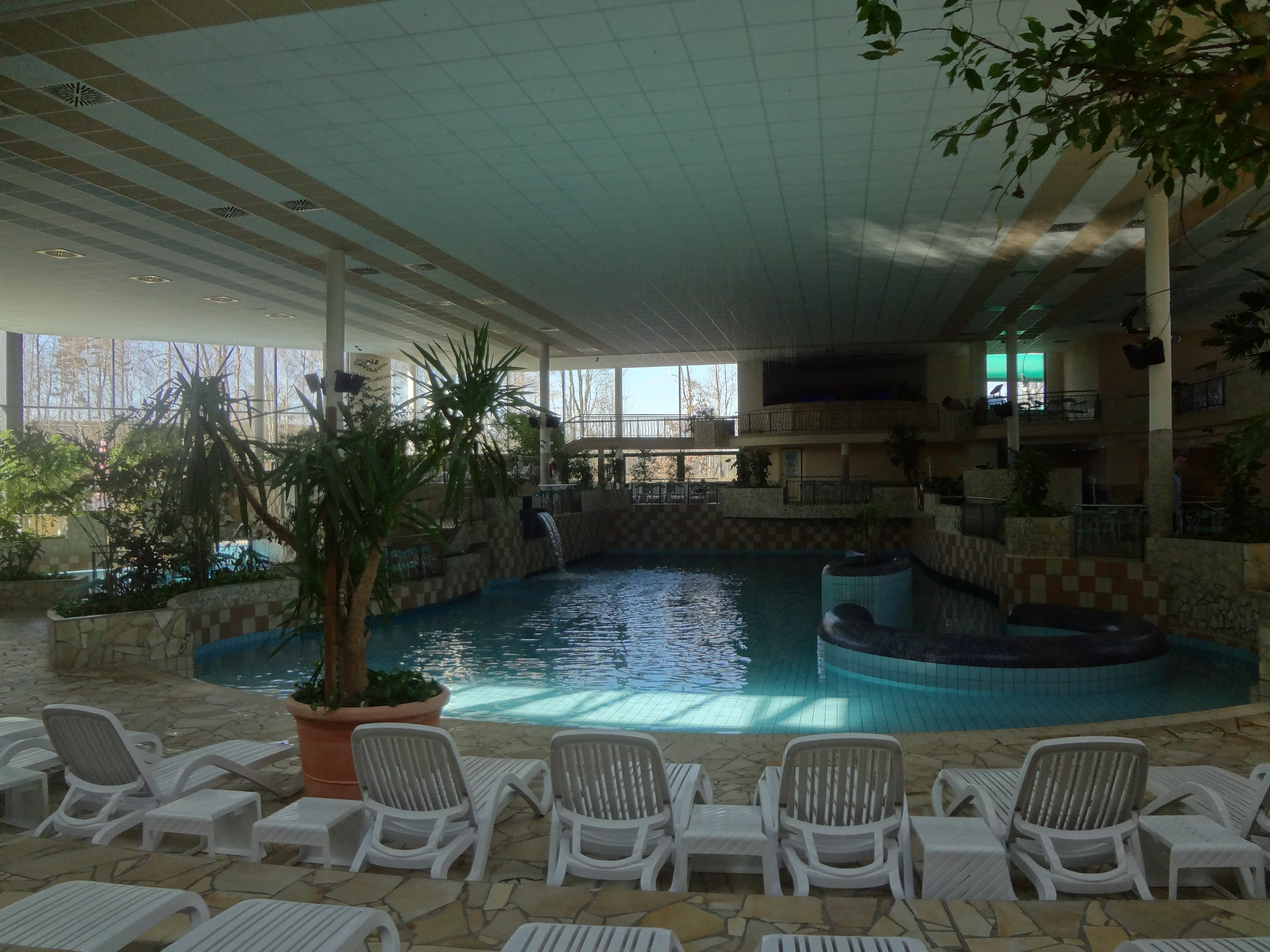 Wellness In Wiesbaden Monte Mare Wellness Spa And Waterpark Travel Events Culture