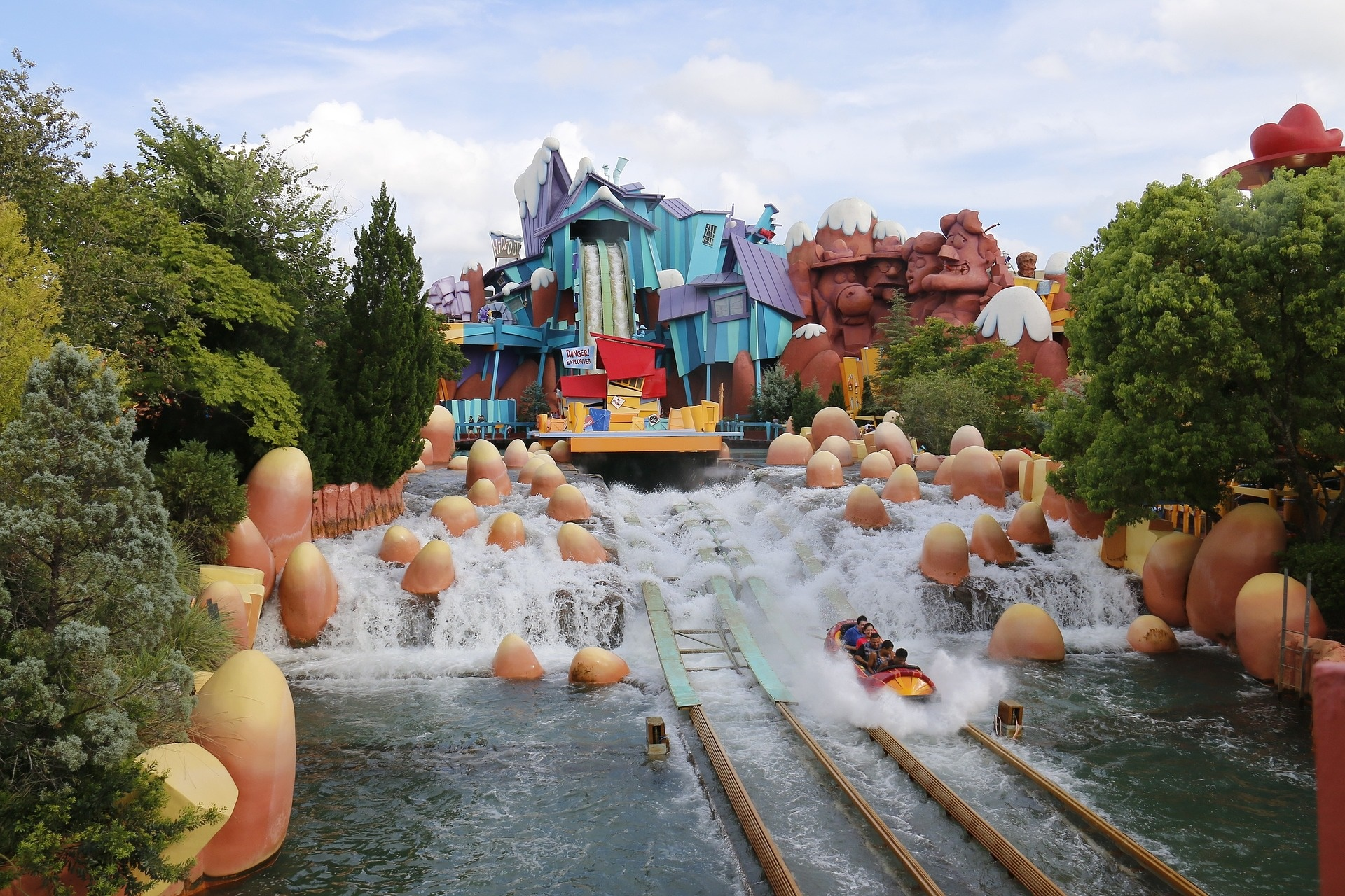 Parks In Hannover Germanys Top Amusement Parks Travel Events And Culture