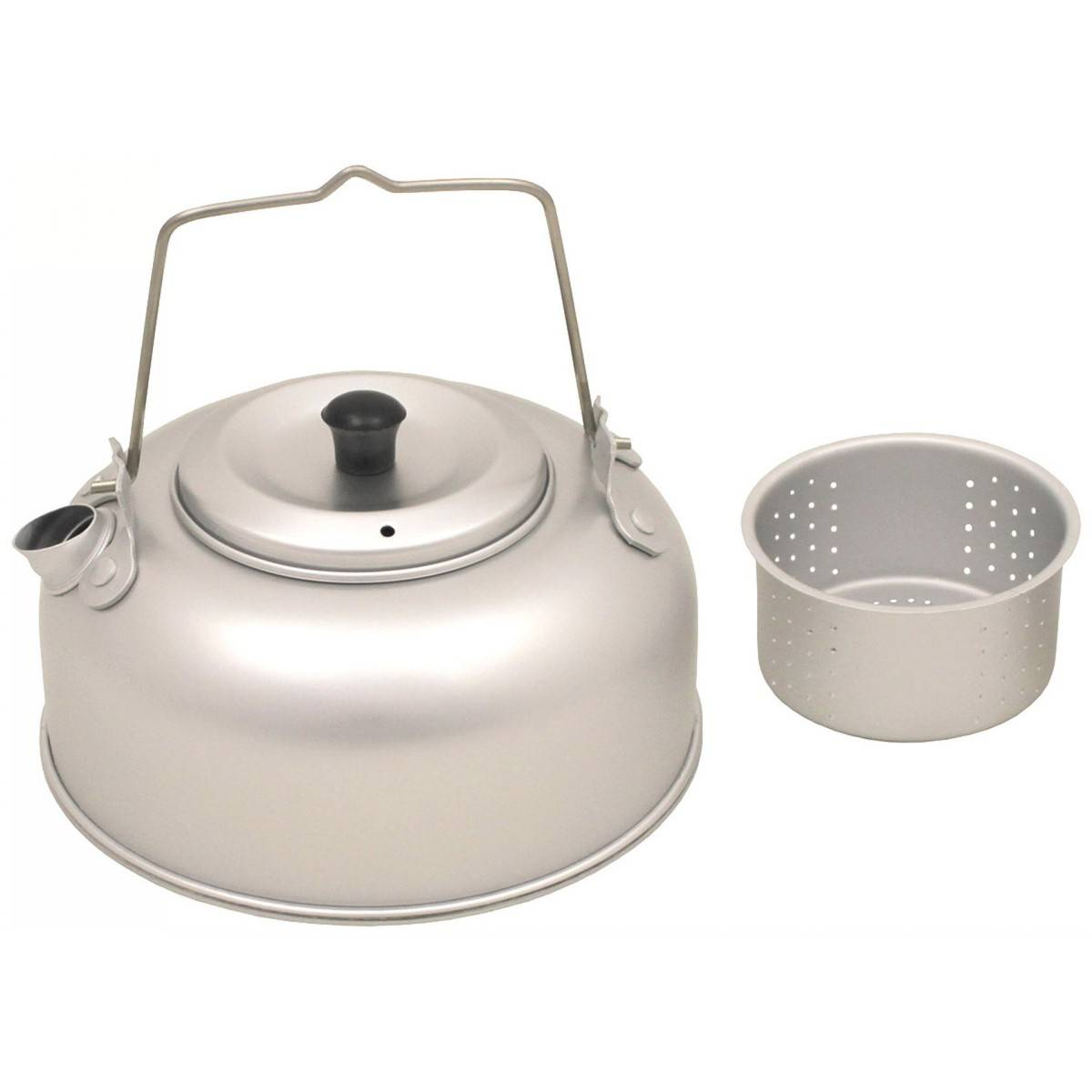 Tea Kettle With Strainer Kettle With Tea Strainer Aluminum 95 L 1 Qt