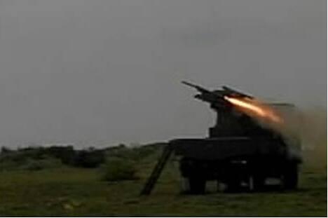 Den Arhanud 001 Pamerkan Senjata Terbaru